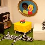 Obývací Ušito- pokoj