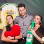 Srdce a Heineken pro Smilebox